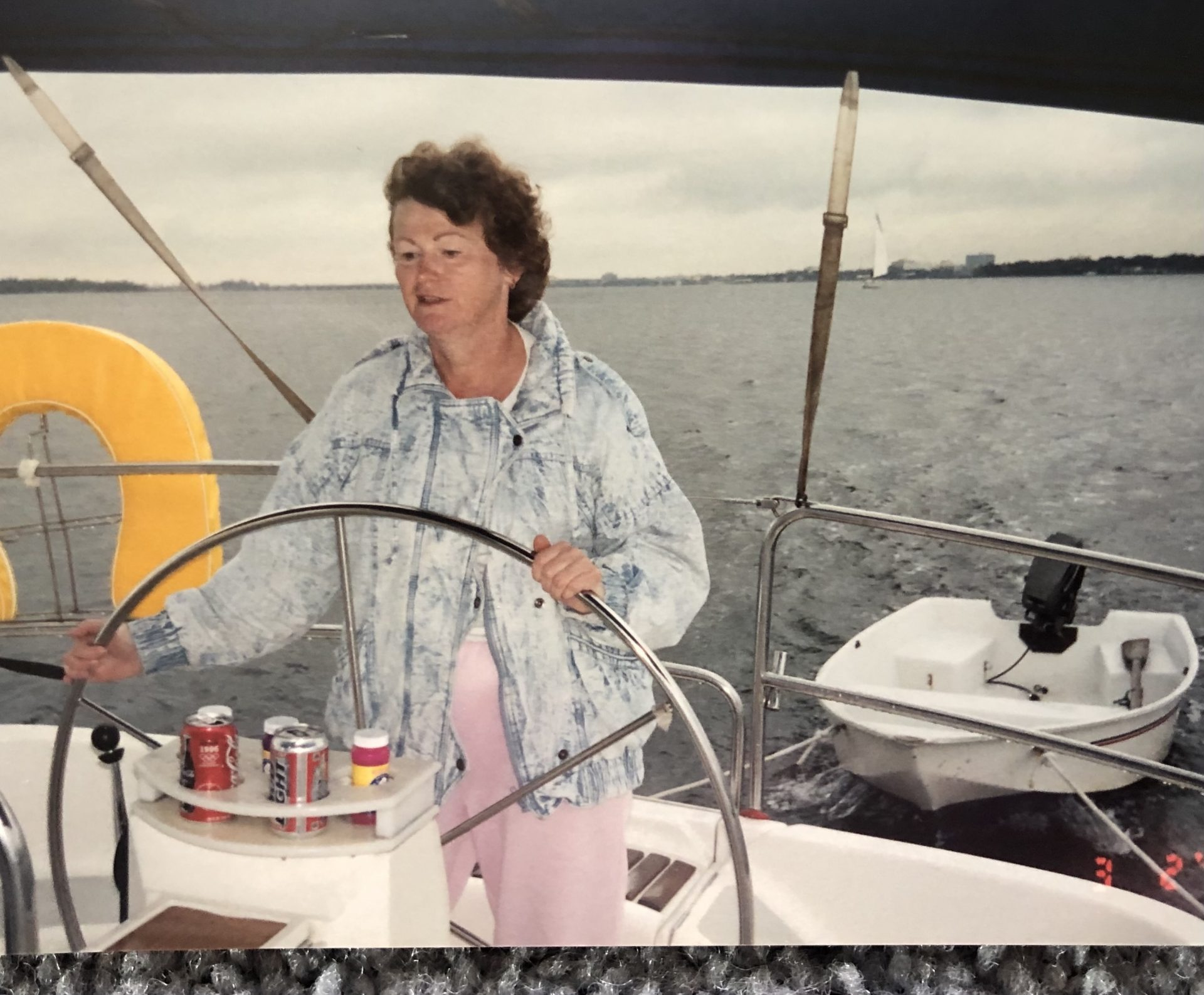 Sailing days ❤️<br /> Thanks for the pics Ed