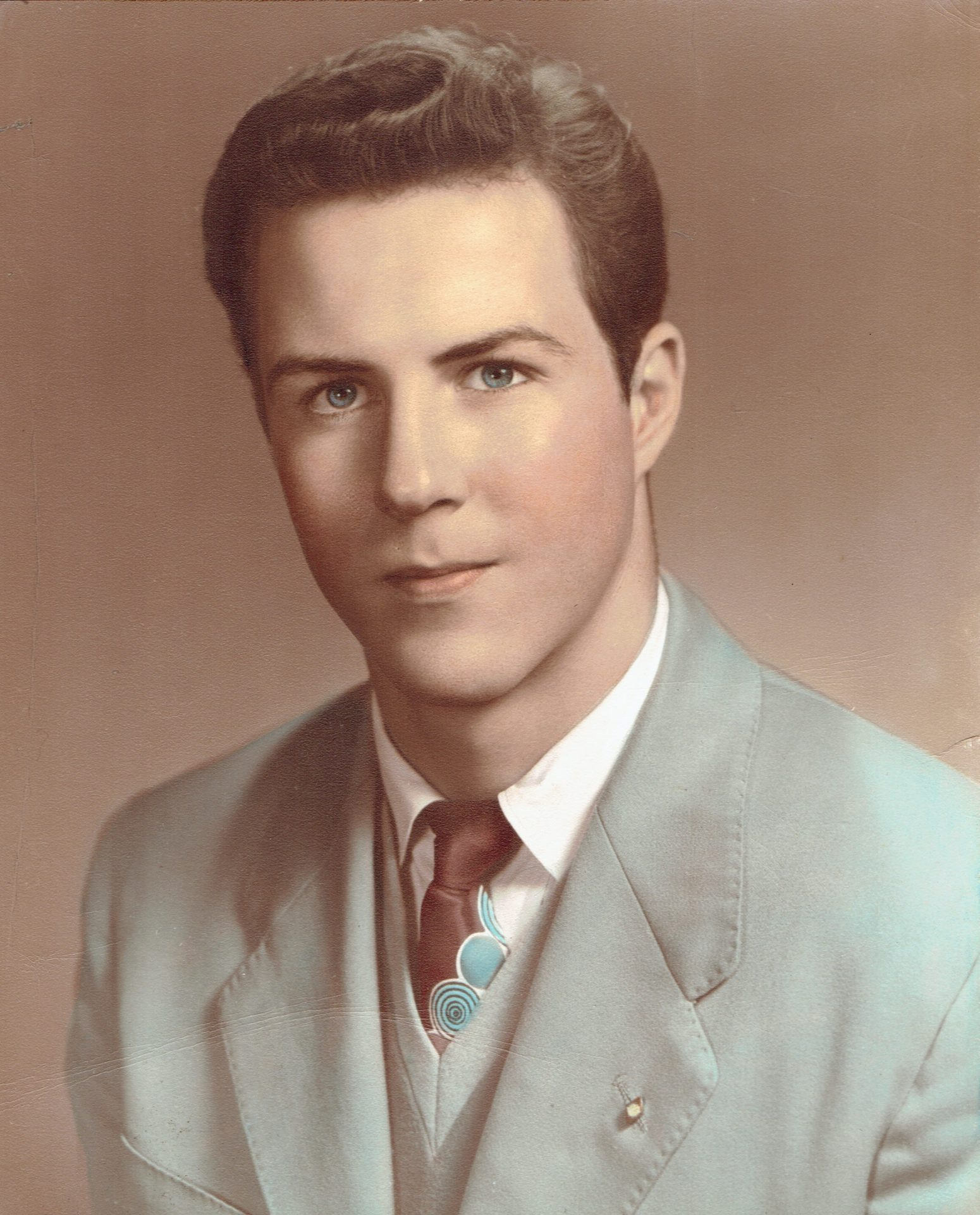 Dad when he was younger