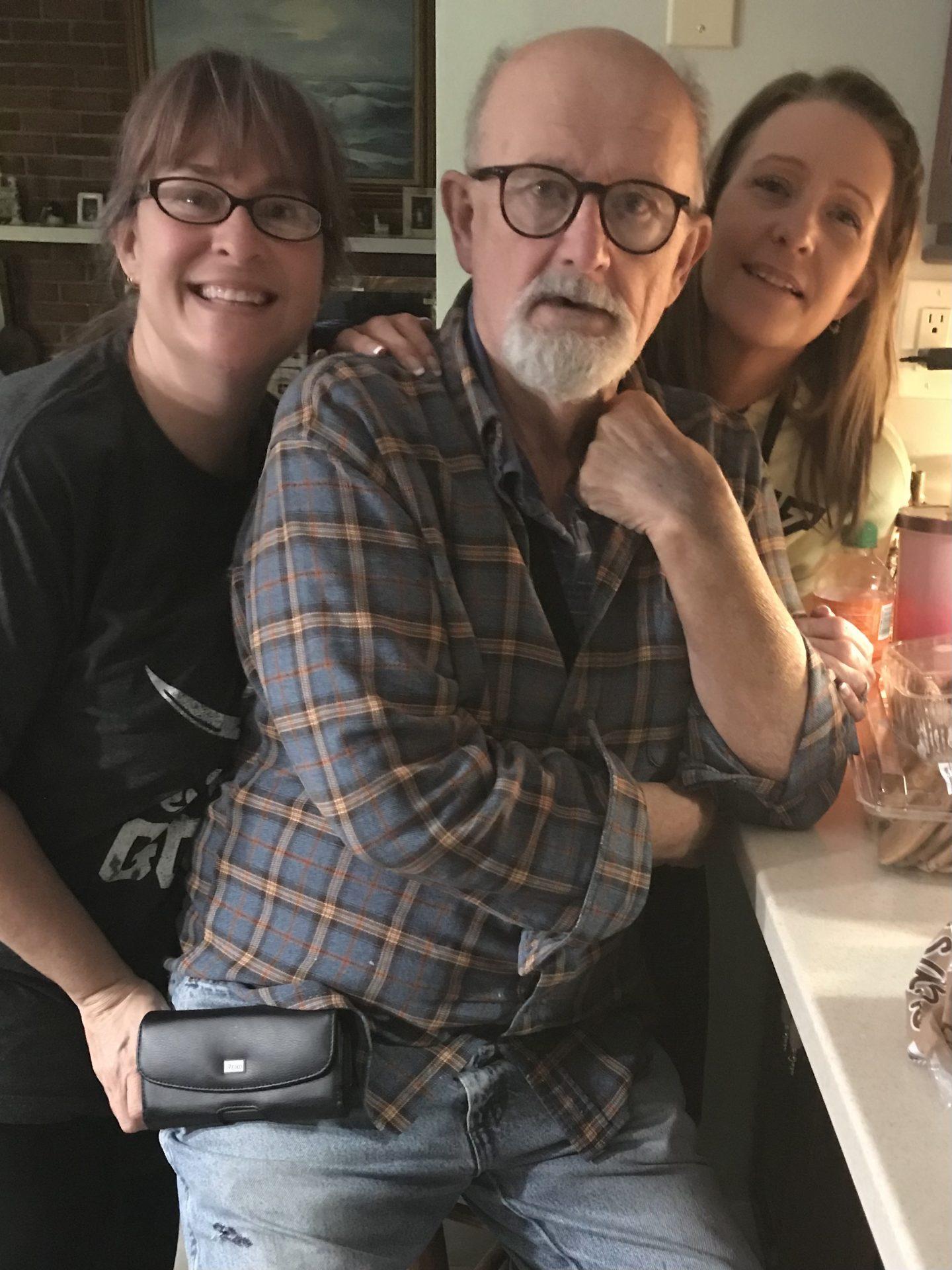 Howard, Melissa & Theresa