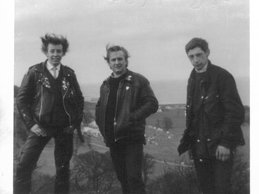Dragon Rally Feb in Wales 1964