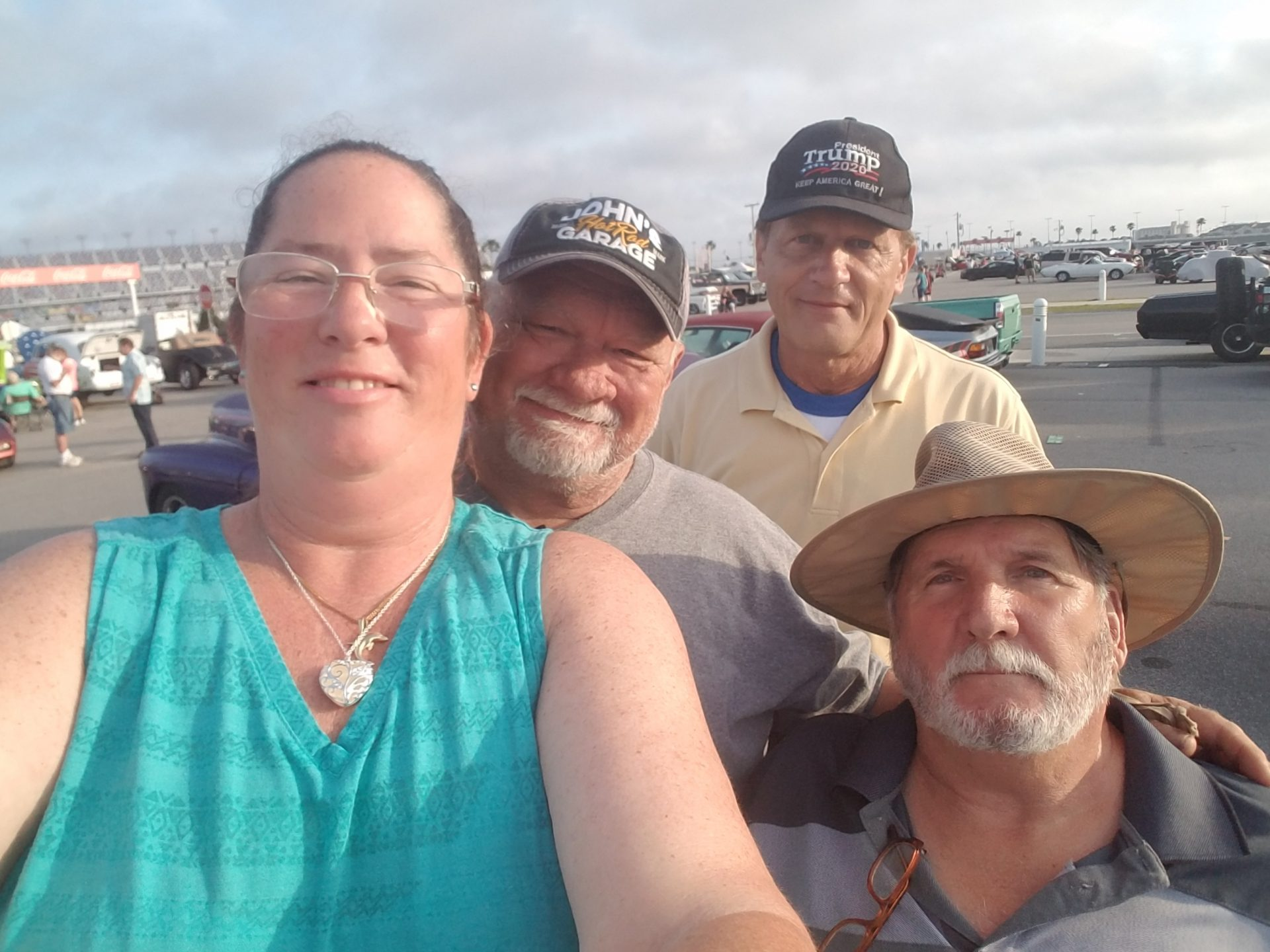 Daytona Beach Spring Turkey Rod Run, March 2021