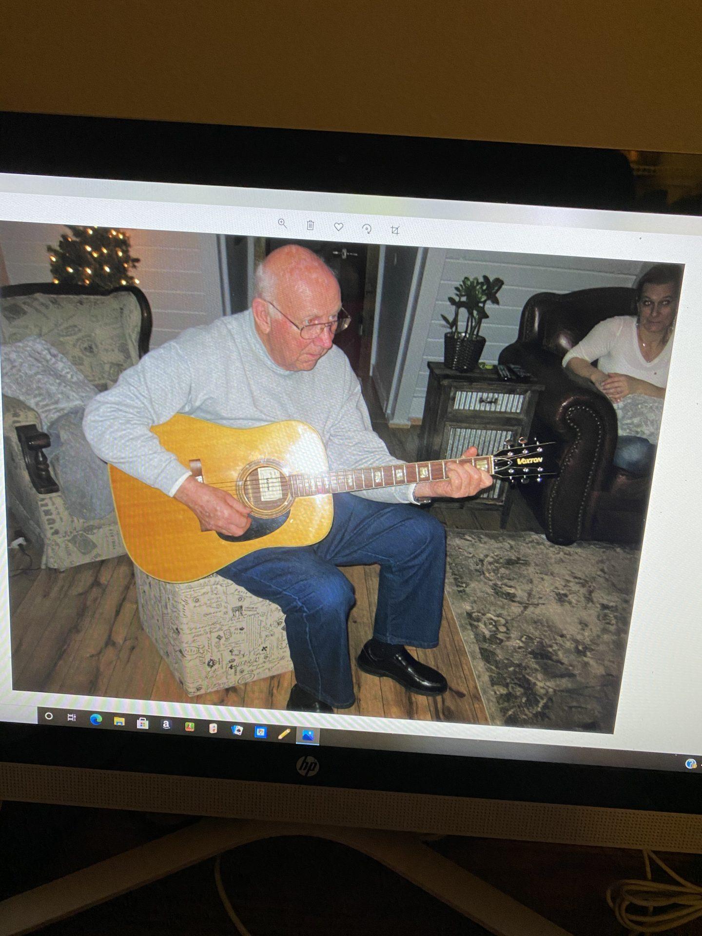 Original guitar