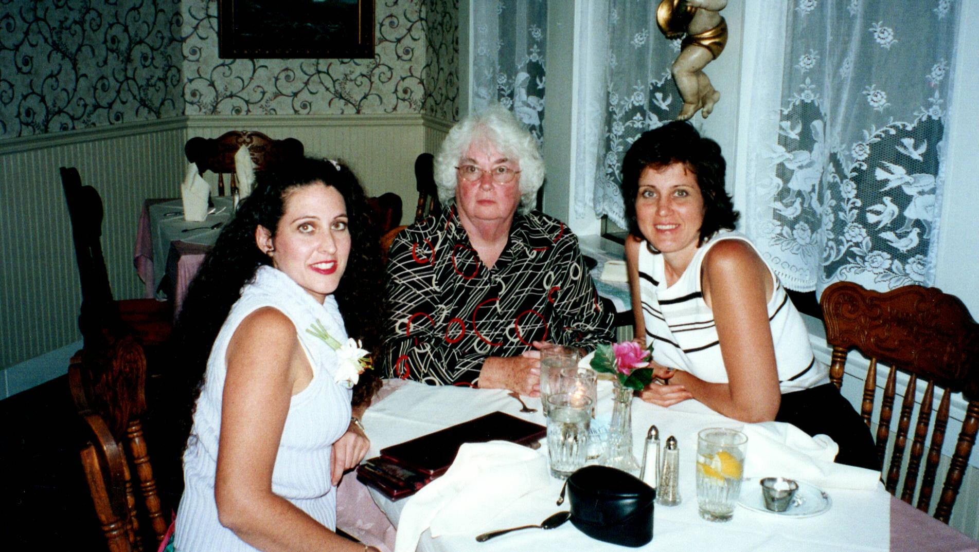 Mom, Debi and Pamela
