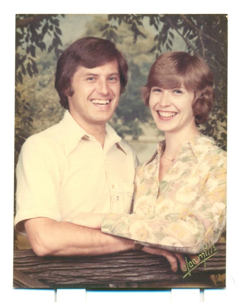 Karen and Cliff.