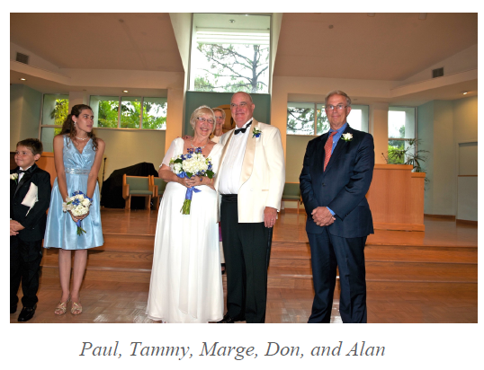 Paul, Tammy, Marge, Don and Alan