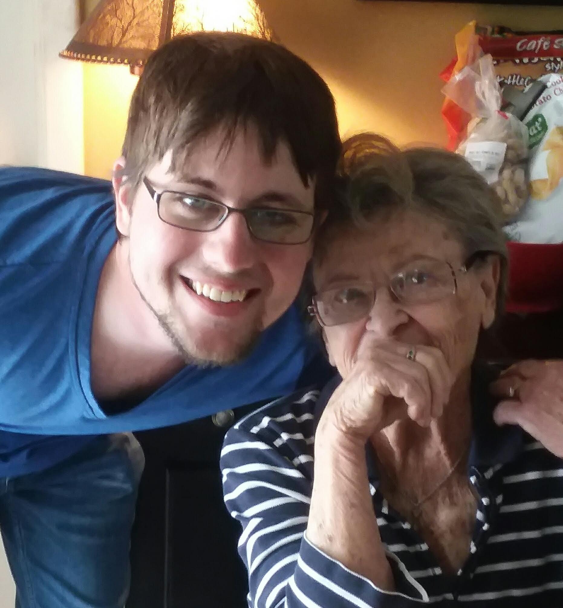 Austin and his grandma