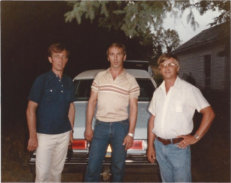 Paul, Eric, Werner