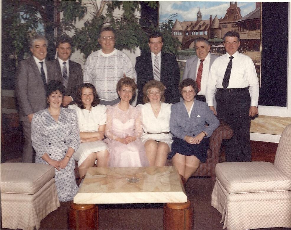 Cousins!  January 21, 1989
