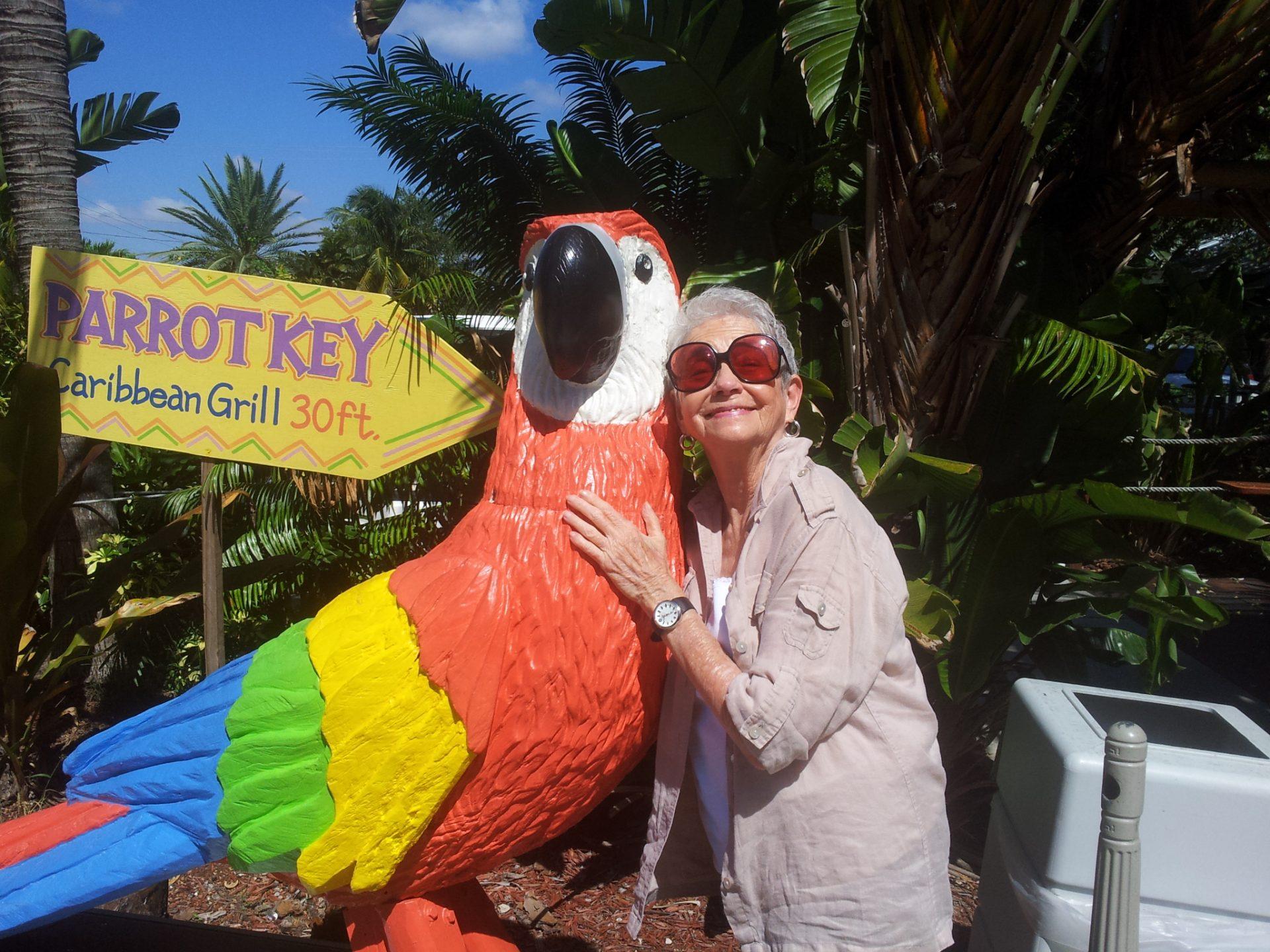 Parrot Key