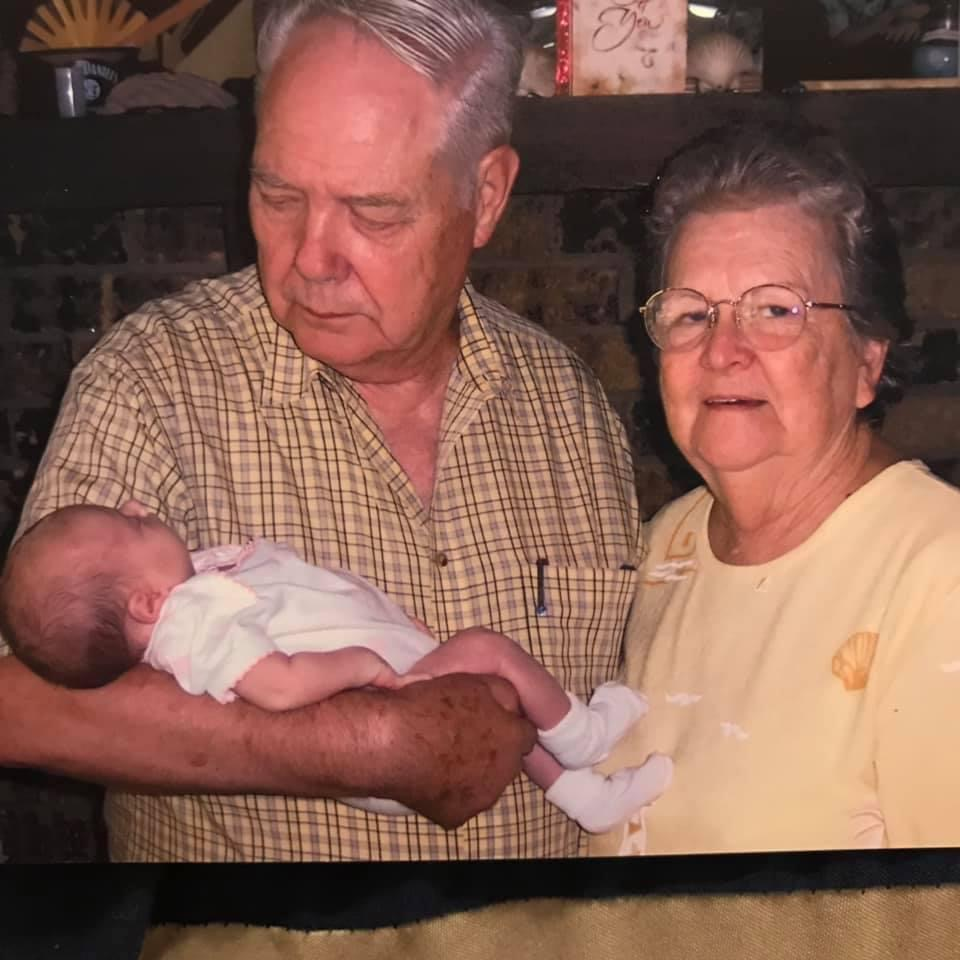 Granddaddy you will forever be missed! I know Heaven is Beautiful, because they have you. Love and miss you!!