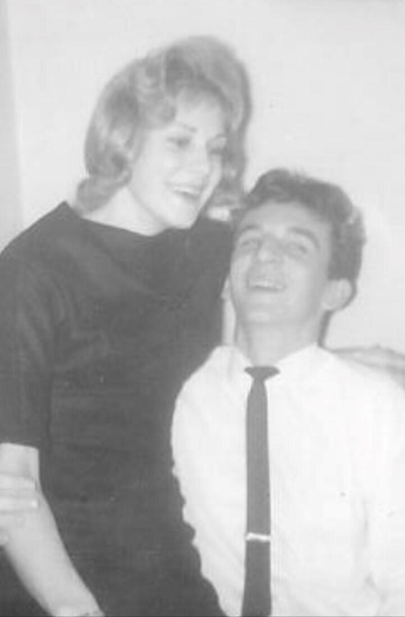 Tom & Carol (NYE 1961)