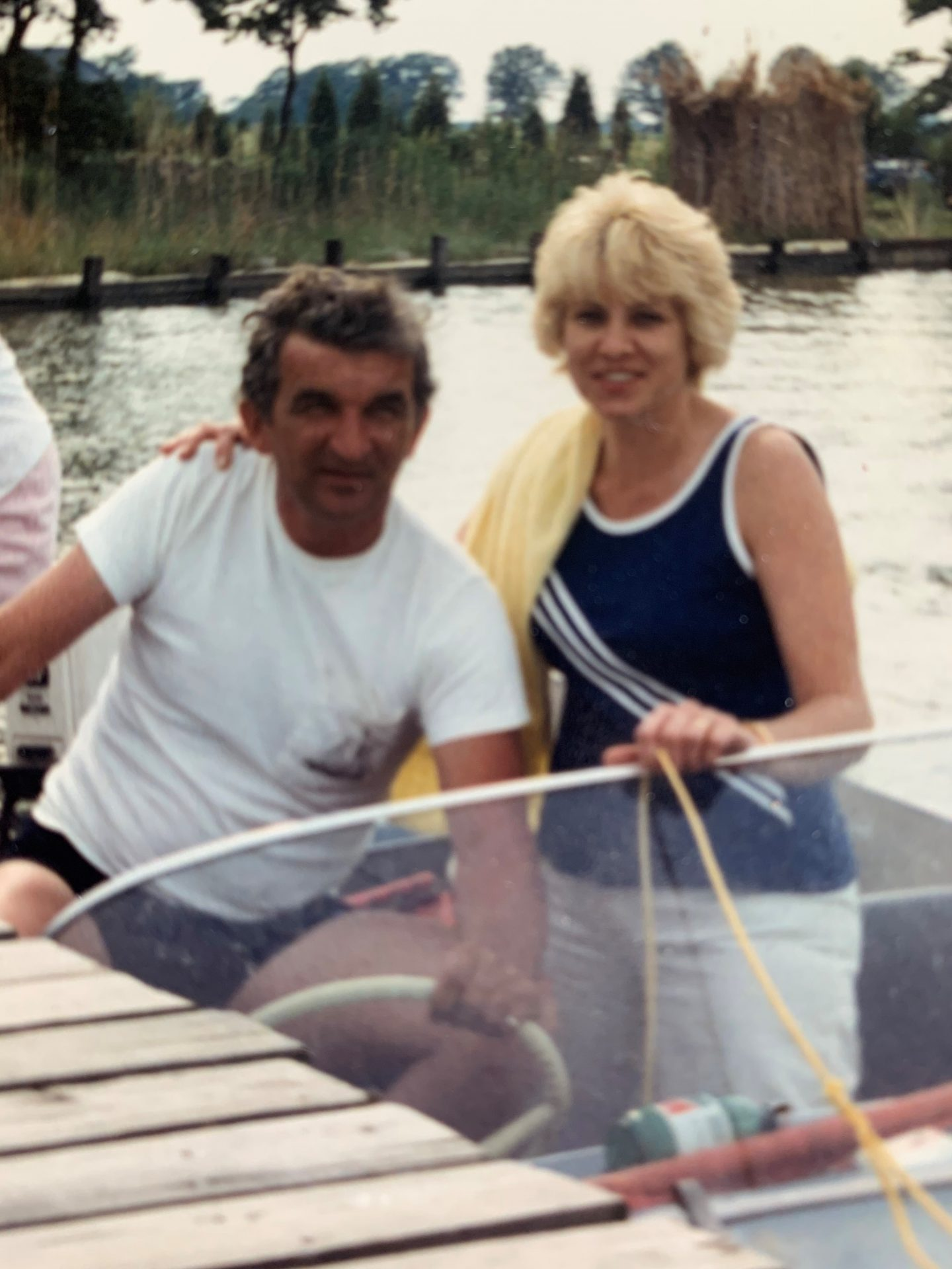 Tom & Carol Danielak (circa 1980s)