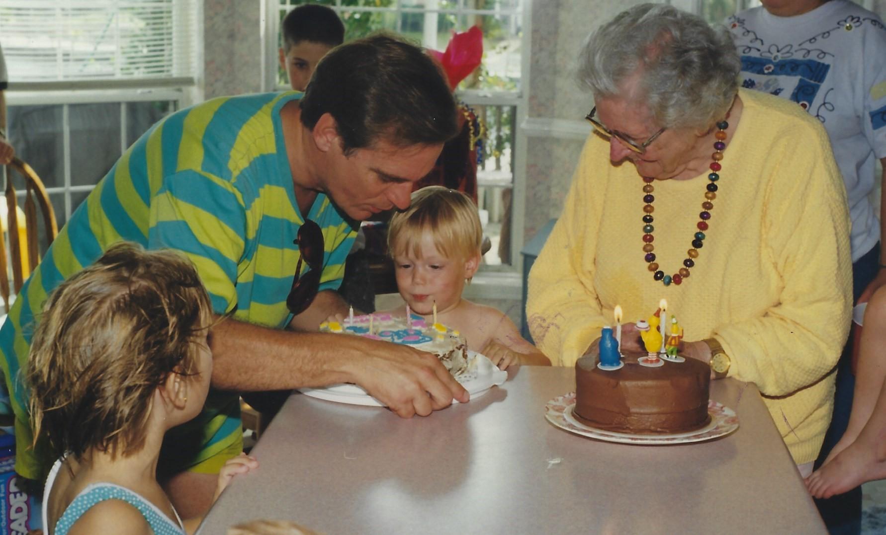 Jack's Birthday party