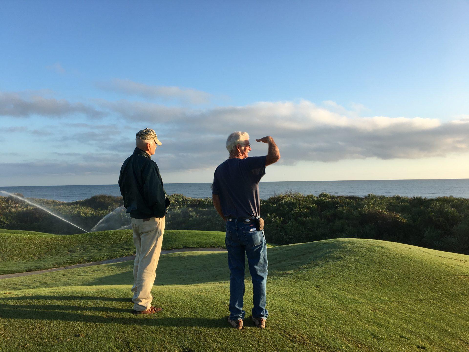 Golf Course with Joe Gish