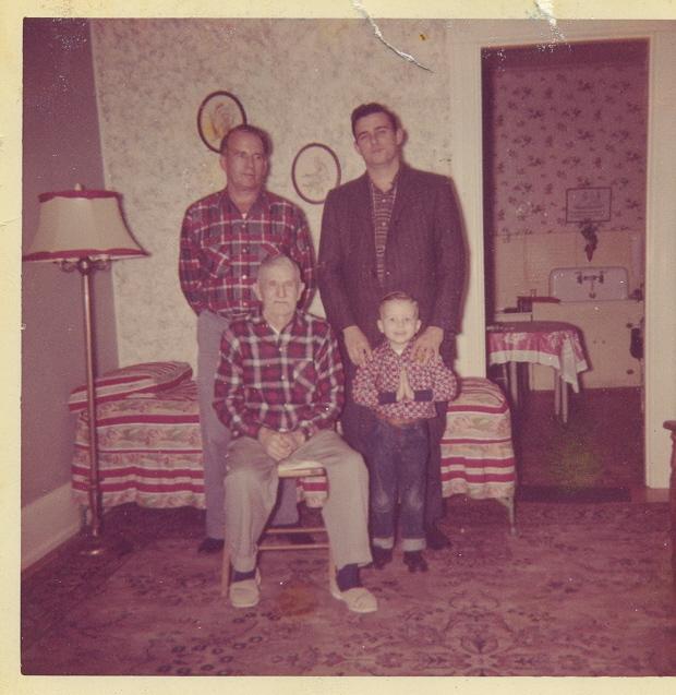 1960 Four Generations