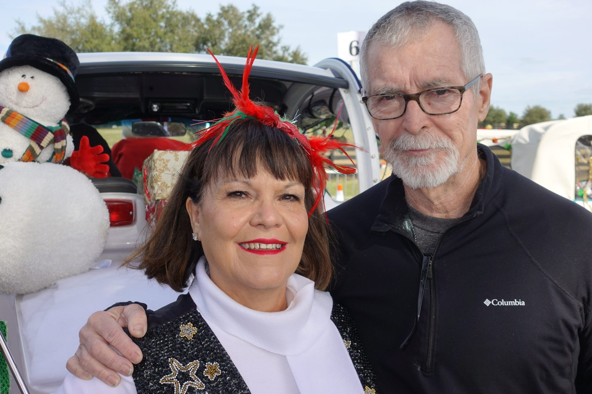 Christmas Parade The Villages 2018