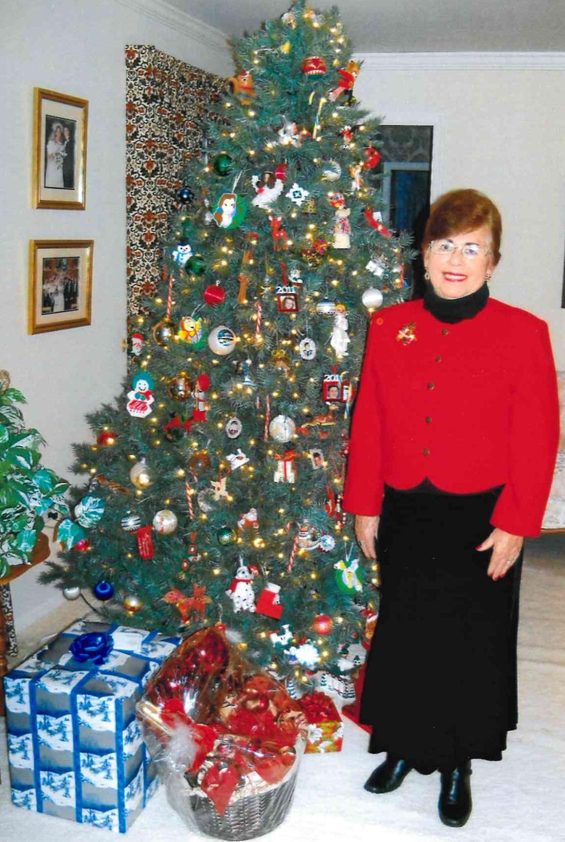 Christmas with Elaine