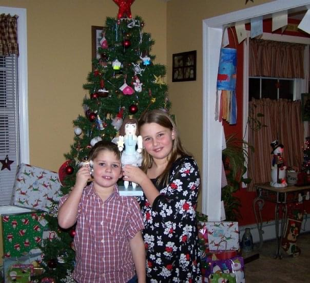 Christmas…..we would go to see The Nutcracker in Boston