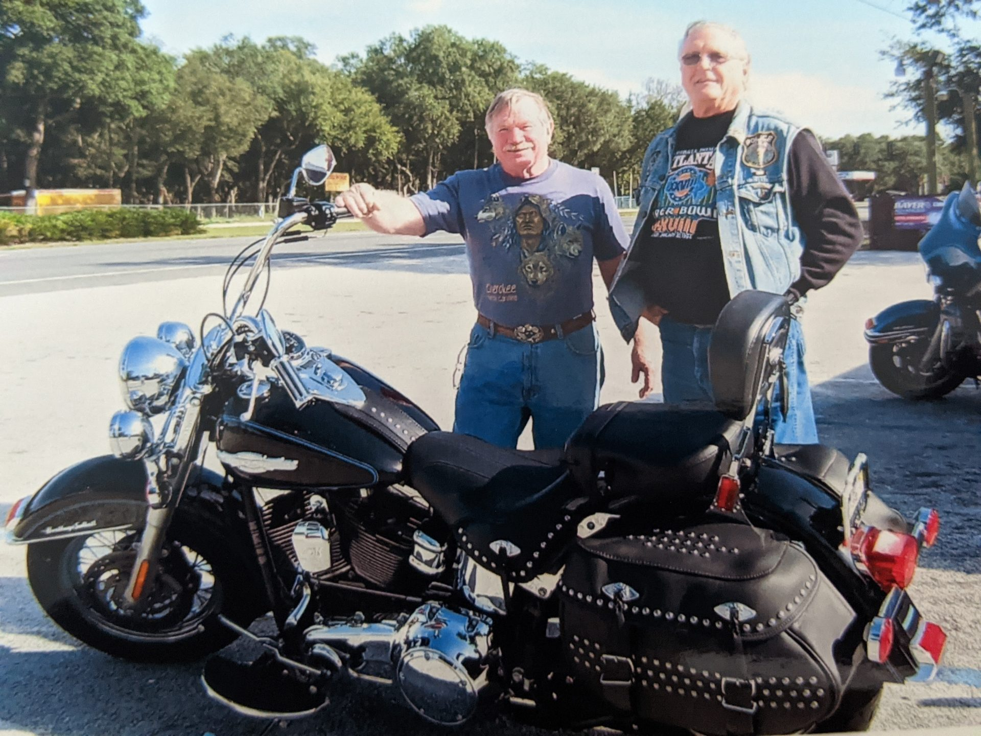 Chief Bishopp, and myself, Sgt. MAC McConnell, worked together for many years on the DOD Police Dept.  He was a great guy and a good friend.