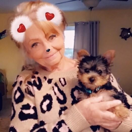 Mom and Charlie