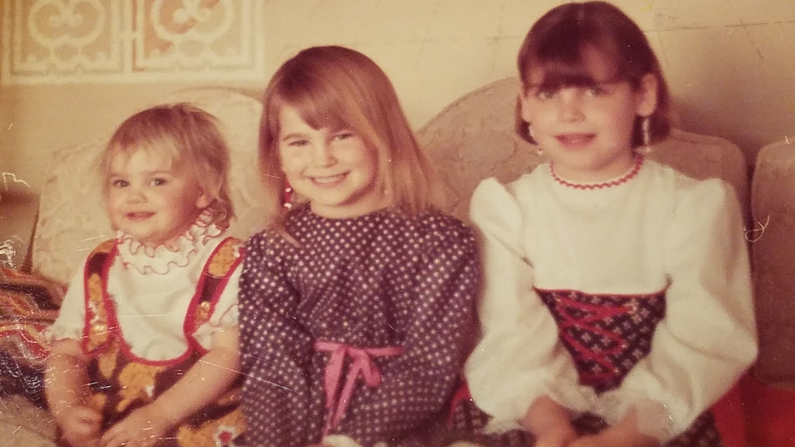 Kerry, Missy and Julie... 1973 ish