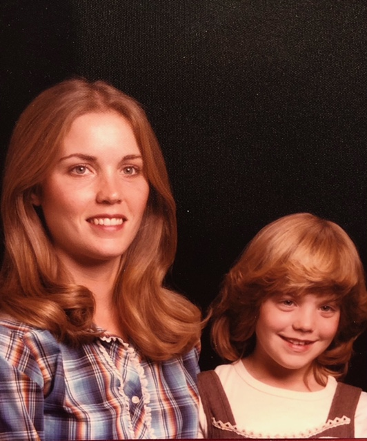 Kathy and Lora
