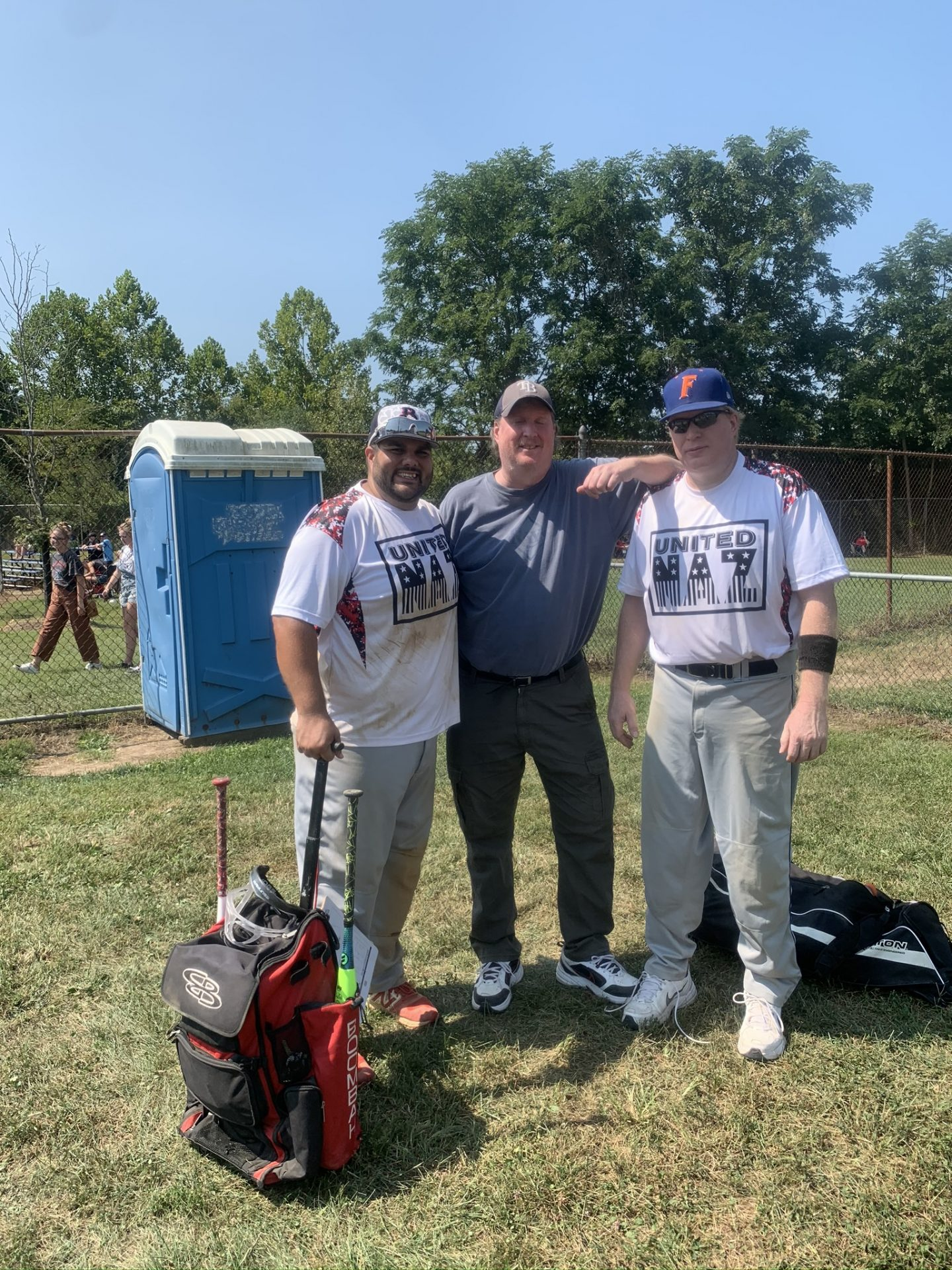 Sure will miss my brother. We've had so many good memories and laughs on the ball fields over the years. Praying for the family.