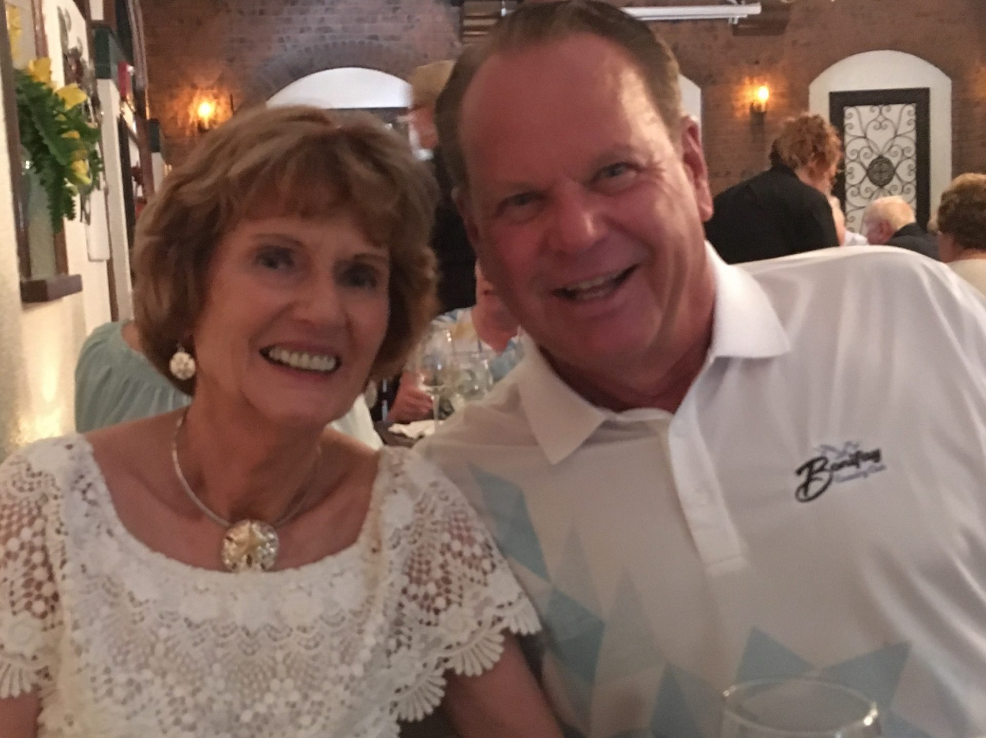 Byron and Sara 53 years of marriage