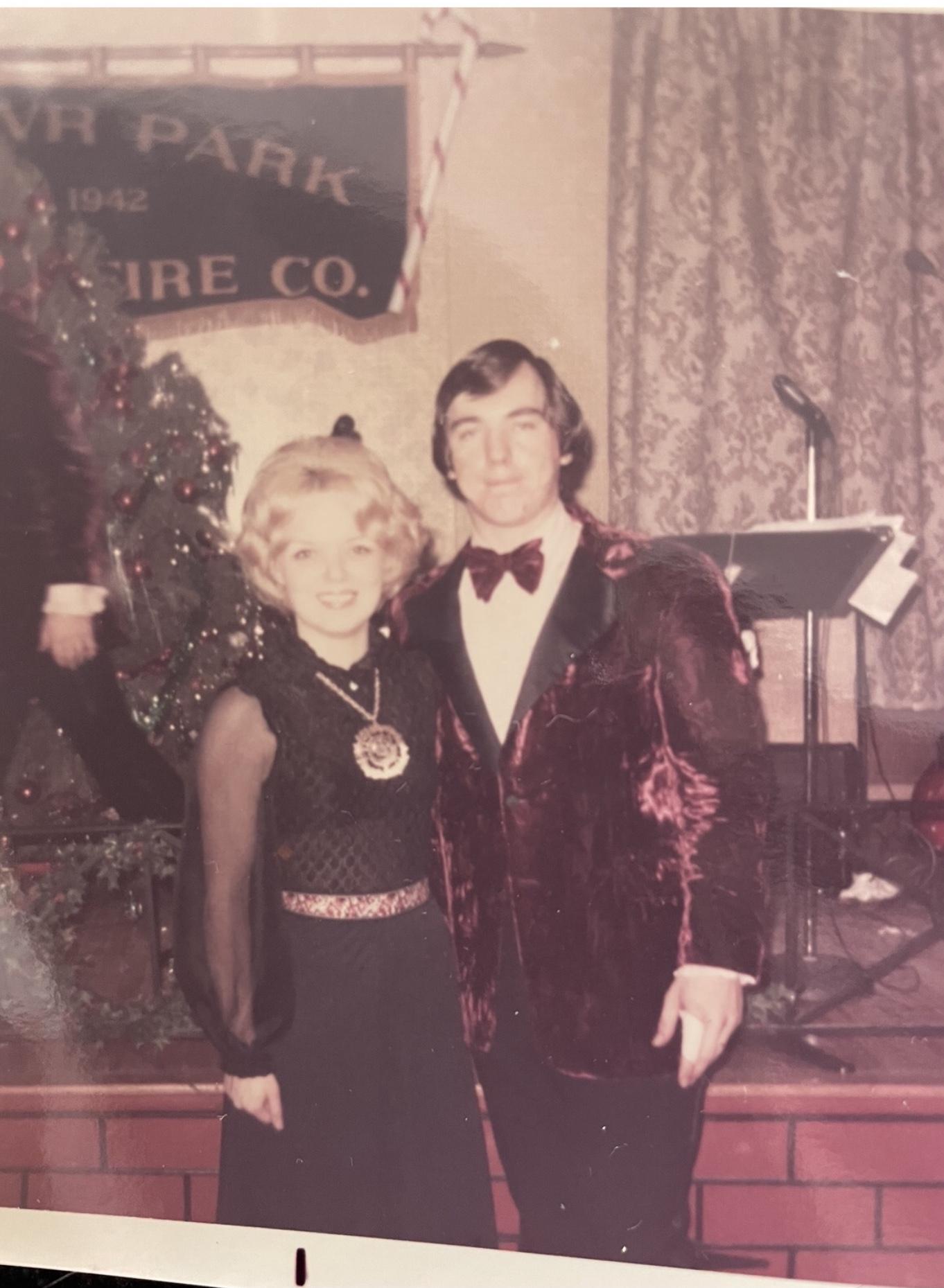 Linda & Frank 1970's