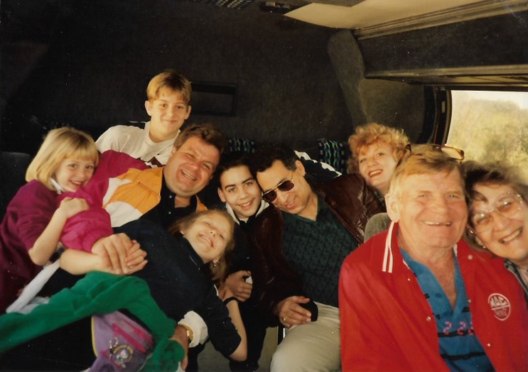 """A trip to Kennedy Space Center. Throwback to the """"90's"""""""