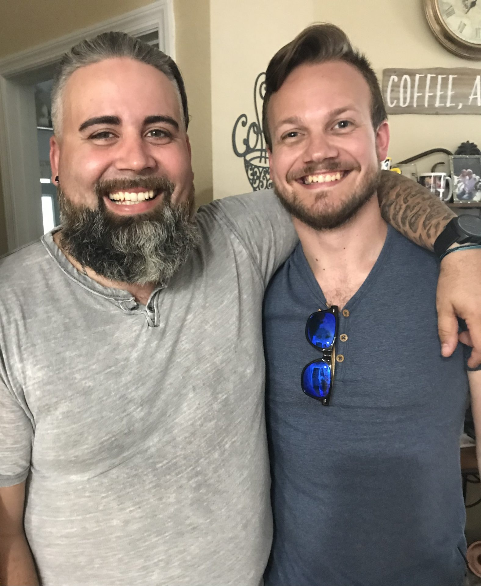 Taylor and Brent were so close and I'm so happy we all had a chance to reconnect. Very grateful for the memories we created and all the laughs we shared. We love and miss you very much Brent! <3