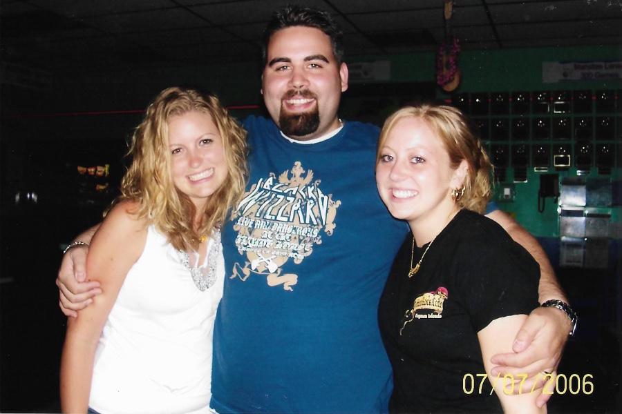 Bowling at Manatee Lanes<br /> 2006