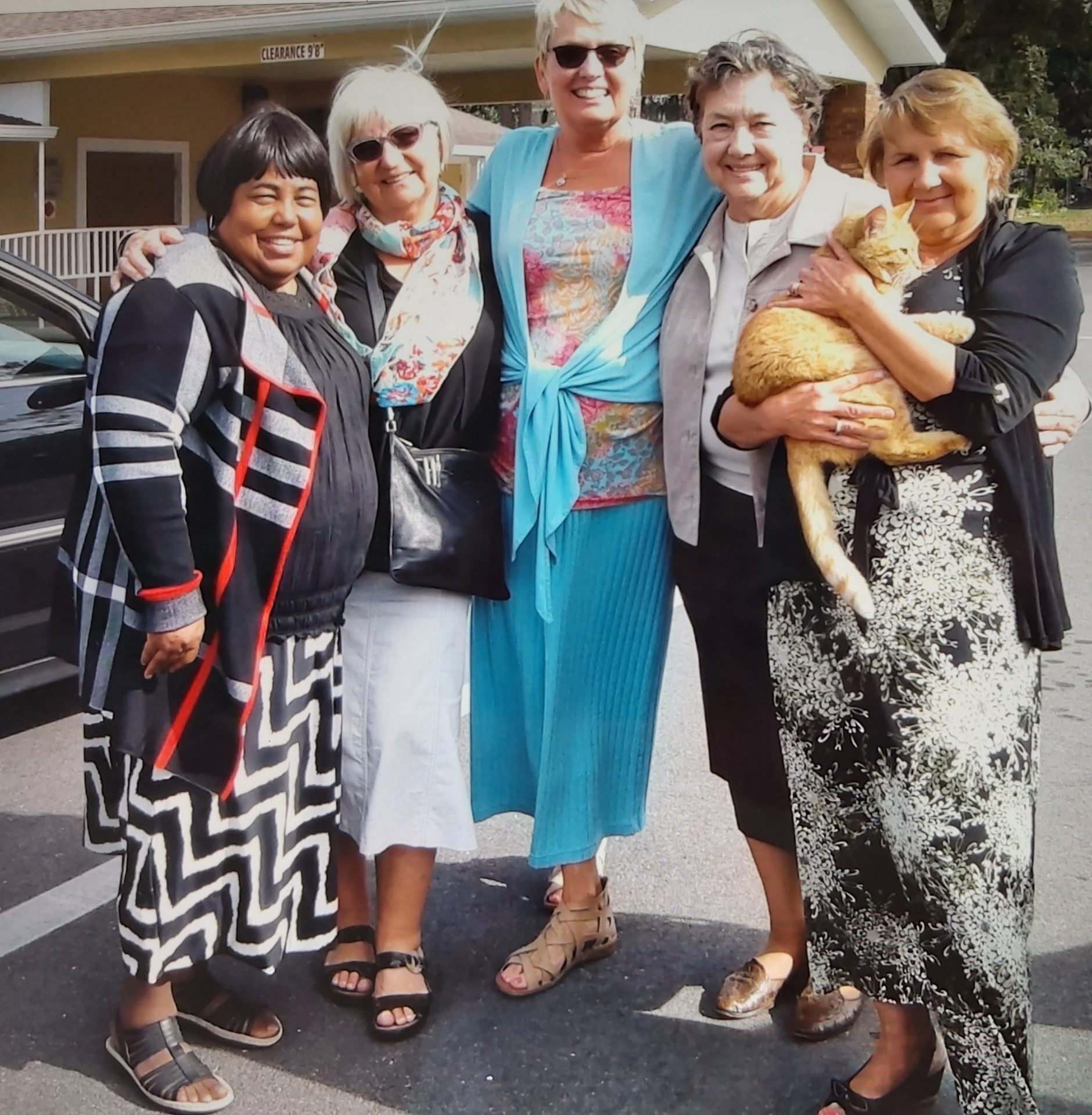 """Prov. 18:24b  <br /> """"but there is a friend (Shelia) who sticks closer than a brother"""". We will remember  Shelia  for her love and  acts of loving kindness. Because of Shelia's kindness to our friend Krystina we also had the priviledge and  benefit  of knowing Shelia too.  Our hearts are saddened that we won't see her beautiful smile or feel her warm hugs for a while. But we know she is safe in Jehovah's memory and when she stands up again we hope to be there to welcome her back. Sending our love and deepest sympathy to Chris and Miranda and all of  their  family, Kassandra and her family. Shelia is deeply missed by your friends in Canada xo"""