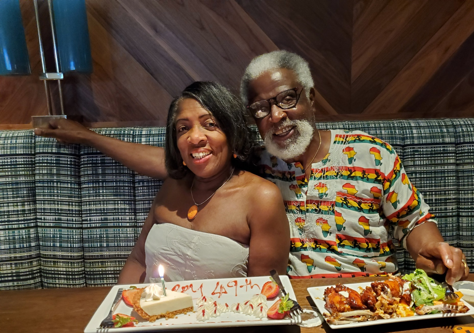 Loving Husband Curtis Lee Pierce 49th Wedding Anniversary 2021