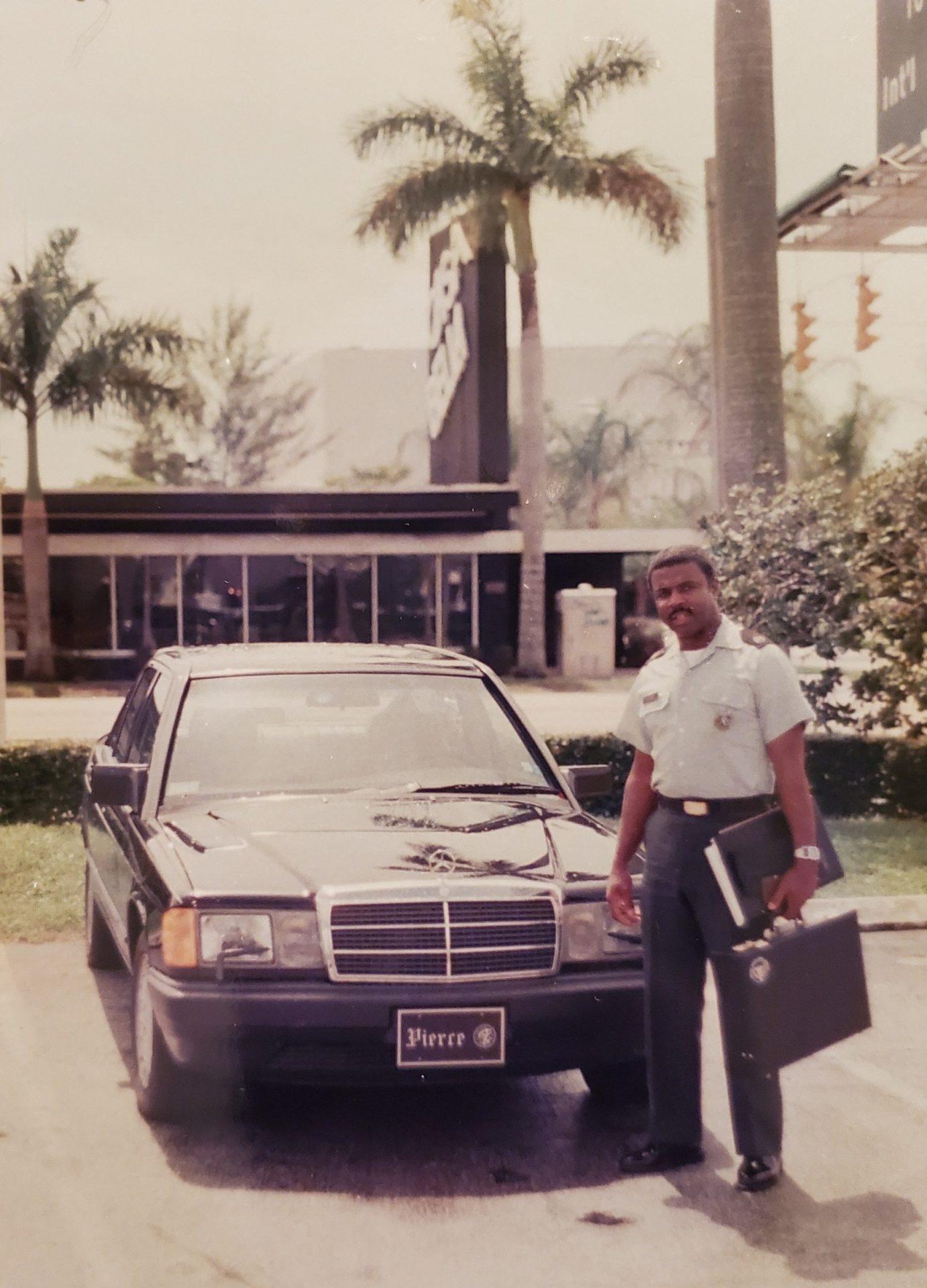 SFC Curtis Lee Pierce<br /> Miami Recruiting Company 1987