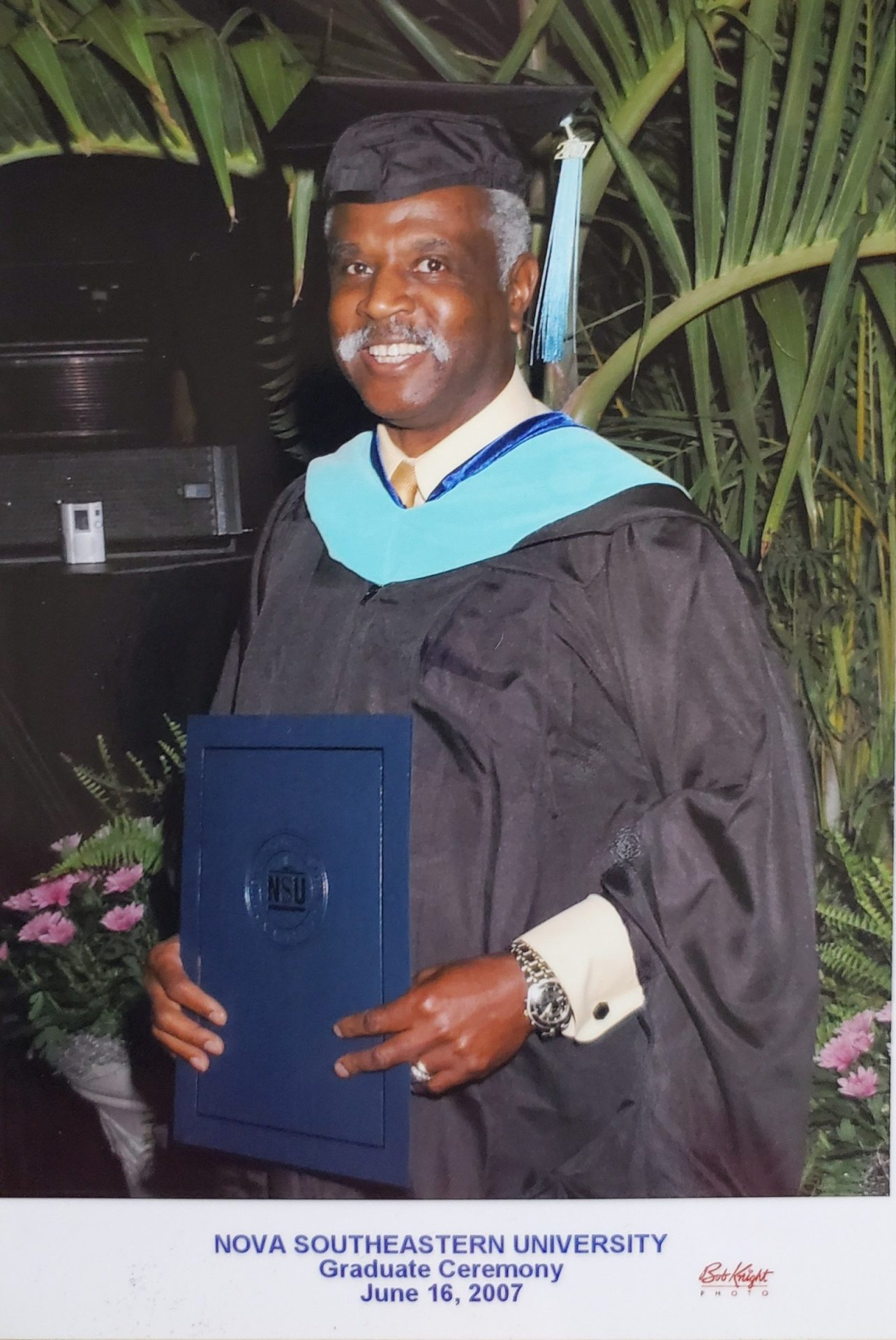 Curtis Lee Pierce<br /> Graduate Nova Southeastern University 2007