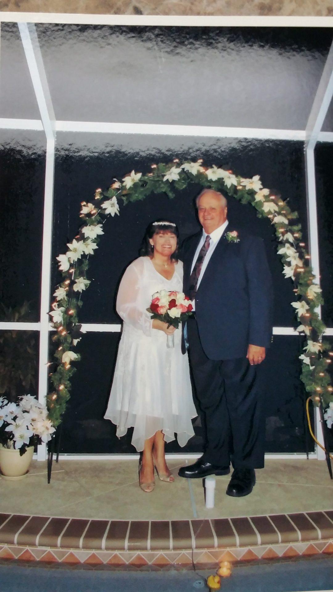 Bill & Karen's Wedding<br />  January 1, 2006