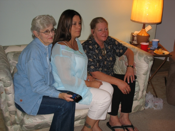 Tracey, Jeanne, and Debbie 2006