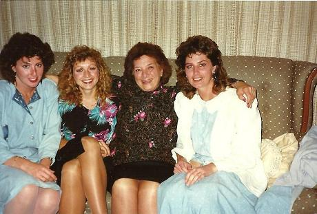 Trish and Nieces