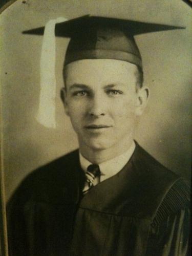 Boyd's Graduation