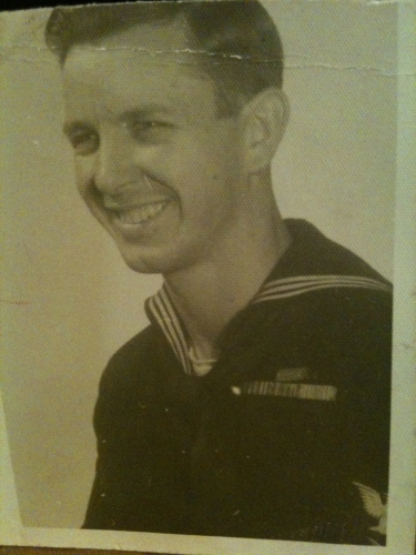 Boyd 1945 Navy