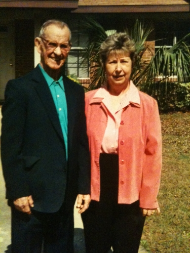 Margie and Boyd  Feb 2004