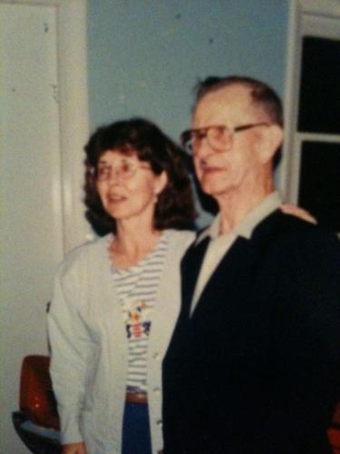 Marlene and Boyd  1997