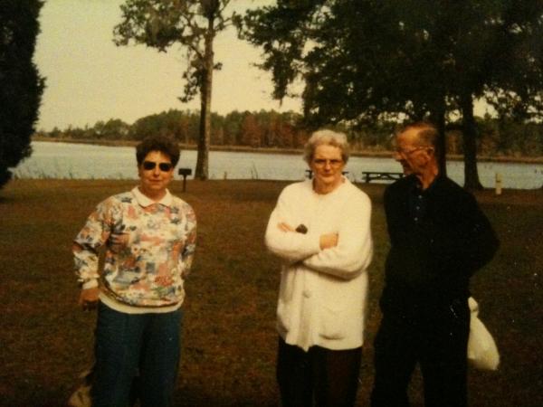 Margie, Dorathea, Boyd