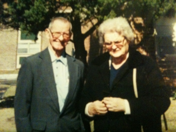 Boyd and Dorathea