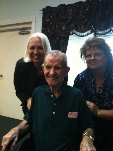 Laura Sustrik, Boyd and Evelyn Watson