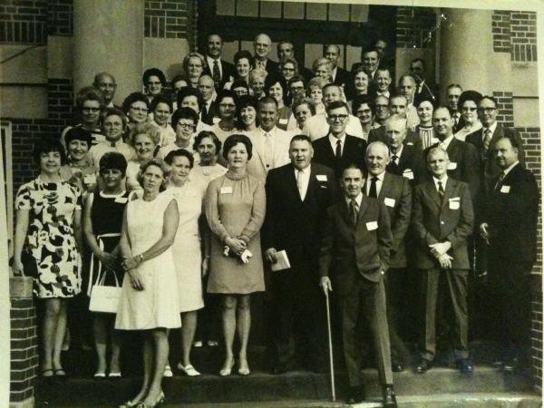 Class of 1940 - 30th reunion