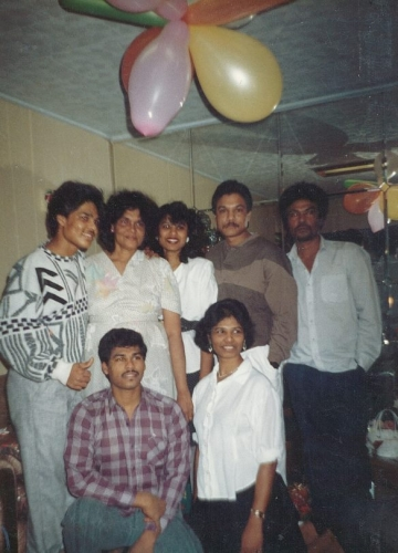 Wally and Family