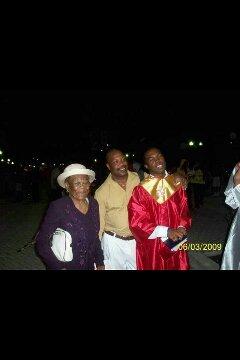 Jermain's Graduation 2