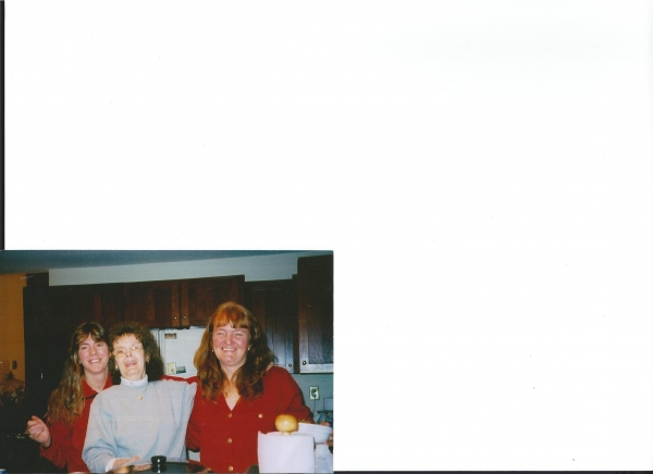 Leah, Donna and Mom